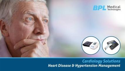 Cardiology Solutions: Heart Disease & Hypertension Management