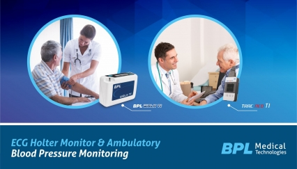 ECG Holter Monitor & Ambulatory Blood Pressure Monitoring