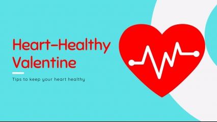 Heart-Healthy Valentine