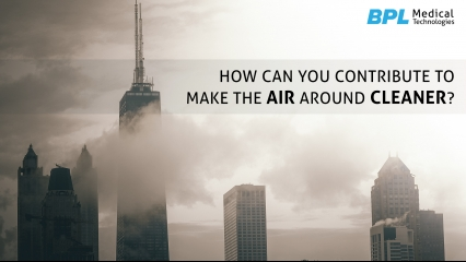 How Can You Contribute to Make the Air Around Cleaner?