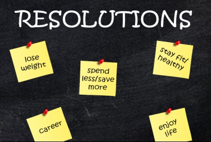 How to stick to your health resolutions this new year?