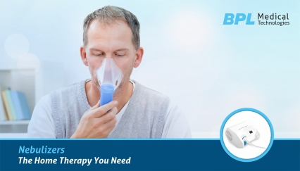 Nebulizers: The Home Therapy You Need