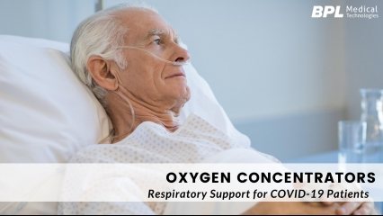 Oxygen Concentrators: Respiratory Support for COVID-19 Patients