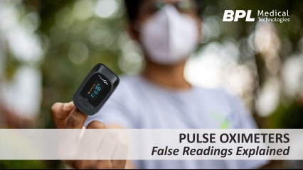 Pulse Oximeters: False Readings Explained