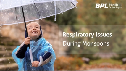 Respiratory Issues Arising Due to the Current Monsoon Climate