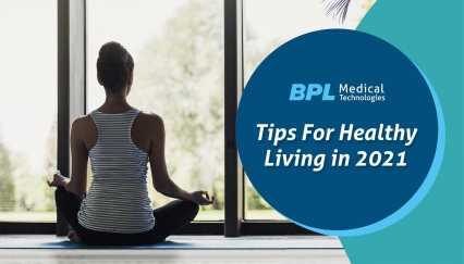 Tips For Healthy Living in 2021