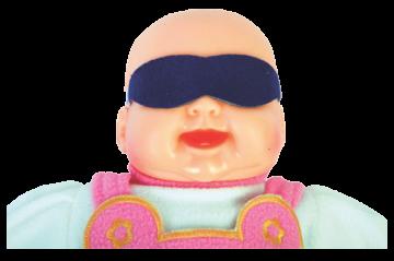 Neonatal Eye Protector